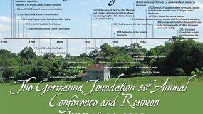 2015 Germanna Reunion
