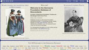 Genealogy Database of Germanna Descendants