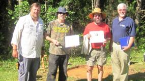 I Dig Germanna Archaeology Workshop