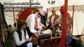 Knights of the Golden Horseshoe Living History Encampment – Sept 17-18