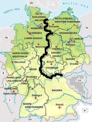 Map Of East Germany The ...