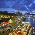 City breaks in Germany: Museum Embankment Festival in Frankfurt