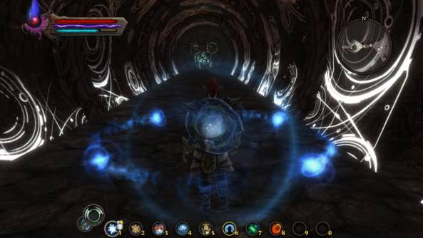 Kingdoms of Amalur Tunnel