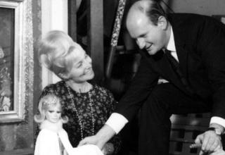 Gerry and Sylvia Anderson