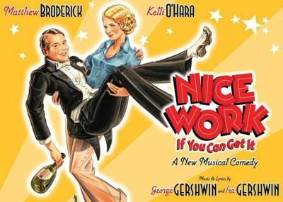 Nice Work If You Can Get It - Gershwin