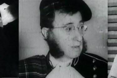 """Woody Allen als """"Zelig"""" - dem Protagonisten des gleichnamigen Films, der sich unfreiwillig an jeden Kontext anpasste und gerade dadurch zu einer """"Ausnahme"""" wurde. Quelle: http://www.dasscinemag.com"""