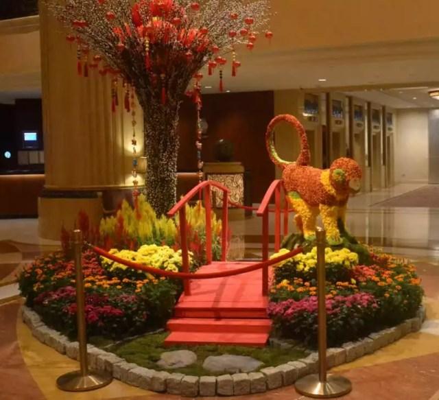 Lunar Year Shangri-La Singapore