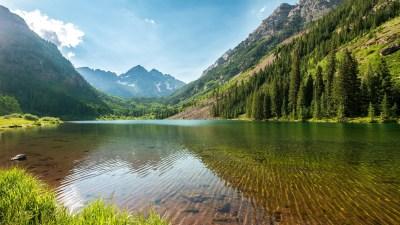 Wallpaper : 5120x2880 px, Colorado, landscape, maroon bells 5120x2880 - wallhaven - 1063073 - HD ...