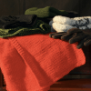 カシミヤマフラーやストールの洗濯方法は?クリーニングに出す?