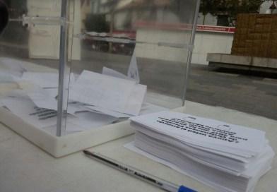 El SÍ de la ciudadanía en la consulta de AG permitirá la aprobación de las Ordenanzas