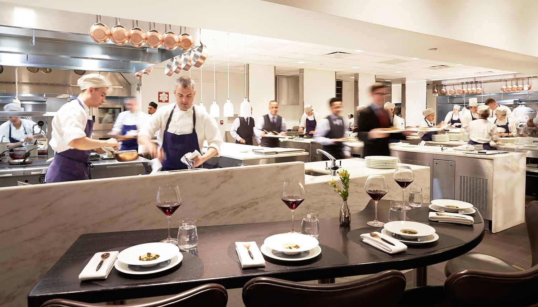 kitchentable kitchen table restaurant Kitchen Table at The Modern
