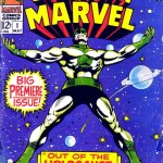 Captain Marvel Vol. 1 – 6 + Extras (Complete Collection) (1968-2009)