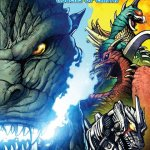 Godzilla – Rulers of the Earth #1 – 25 + TPB Vol. 1 – 6 (2013-2015)
