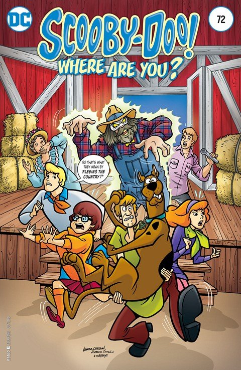 Scooby-Doo – Where Are You #72 (2016)