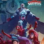 Amazing Spider-Man – Inhuman – All-New Captain America – Inhuman Error (2016)