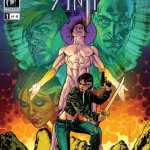 Anti #1 – 4 (12 Gauge Comics) (2012)