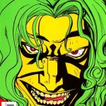 Creeper Vol. 1 #1 – 11 + 1,000,000 (1997-1998)