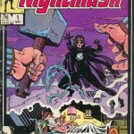 Nightmask Vol. 1 #1 – 12 (1986-1987)