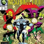 Silver Surfer-Warlock – Resurrection #1 – 4 (1993)