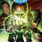 Subway Presents – Justice League #1 – 4 (2011)