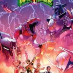 Mighty Morphin Power Rangers #14 (2017)
