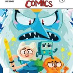 Adventure Time Comics #1 – 11 (2016-2017)