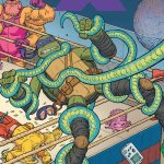 Teenage Mutant Ninja Turtles – Dimension X #4 (2017)