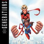 Generations – Captain Marvel & Ms. Marvel #1 (2017)