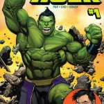 The Totally Awesome Hulk #1 – 23 + TPB Vol. 1 – 3 (2016-2017)