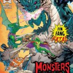 Monsters Unleashed Vol. 2 #8 (2017)