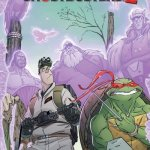 Teenage Mutant Ninja Turtles-Ghostbusters II #3 (2017)