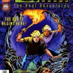 The Real Adventures of Jonny Quest #1 – 12 (1996-1997)