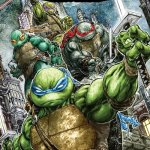 Teenage Mutant Ninja Turtles Universe Vol. 1 – The War to Come (TPB) (2017)
