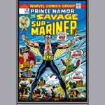 Marvel Masterworks Sub-Mariner Vol. 8 (TPB) (2017)
