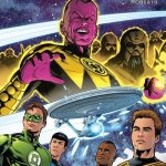 Star Trek – Green Lantern Vol. 2 – Stranger Worlds (TPB) (2017)