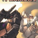 Transformers – Infiltration #1 – 6 (2006)