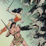 Wonder Woman-Conan #5 (2018)