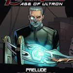 Avengers – Age of Ultron Prelude – This Sceptre'd Isle Infinite Comic #1 (2015)