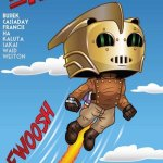 The Best of Rocketeer Adventures – Funko Edition (2018)