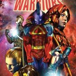 War of Kings – Warriors (TPB) (2010)