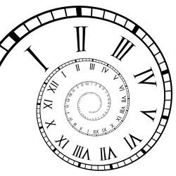 Unusual Drawing Time Clock Clock Drawings Melting Clock Drawing At Free Personal Use Clock Artwork Art Clock
