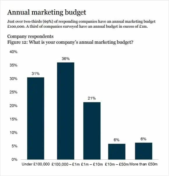 10+ Marketing Plan Budget Templates