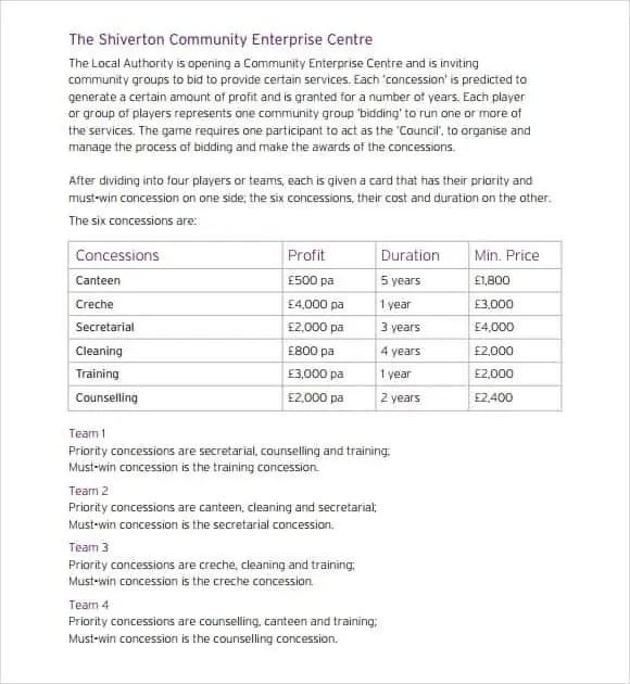 financial plan template 555