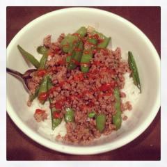 easy korean style beef