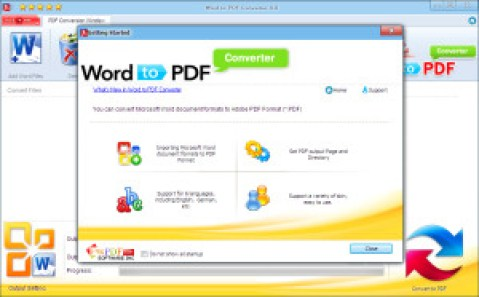Free Word to Pdf Converter - Best 100% Working Software