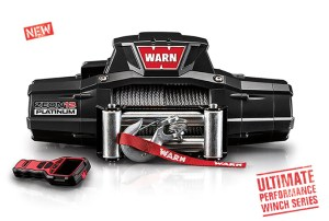 The new WARN ZEON WINCH... Click on the image to read more about the latest in winching technology