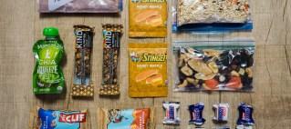 Ultralight Backpacking Meal Plan for the John Muir Trail