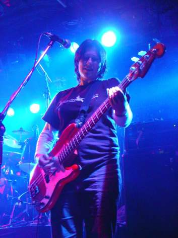 Kim Deal in Hiroshima