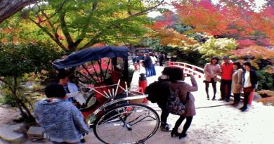 momiji-bashi, miyajima