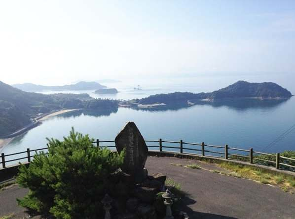 setouchi island trail in kure - kamikamagari
